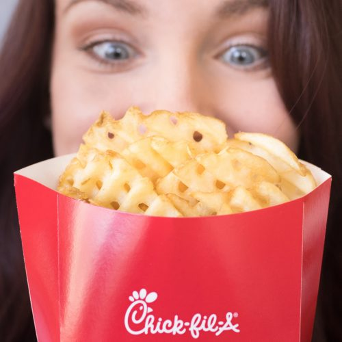 Tenley Tuesday: Free large fries