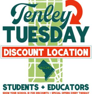 Tenley Tuesday