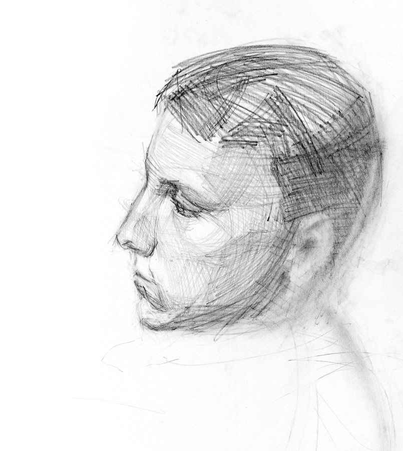 Drawing Portraits: Learning to See Like an Artist with Beverly Ress