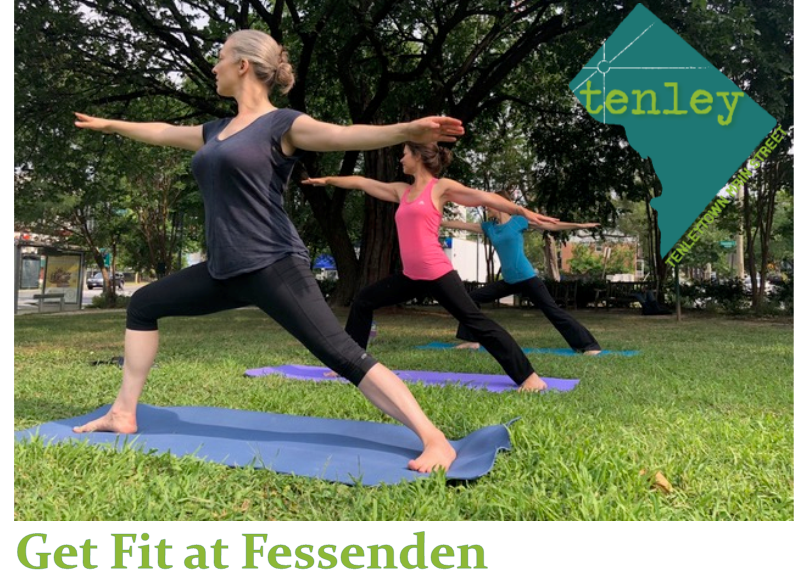 Get Fit at Fessenden 2021