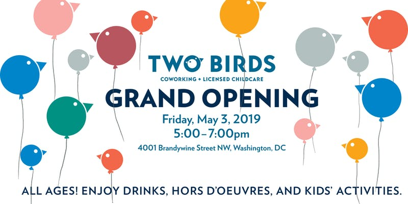 Two Birds Opening Event