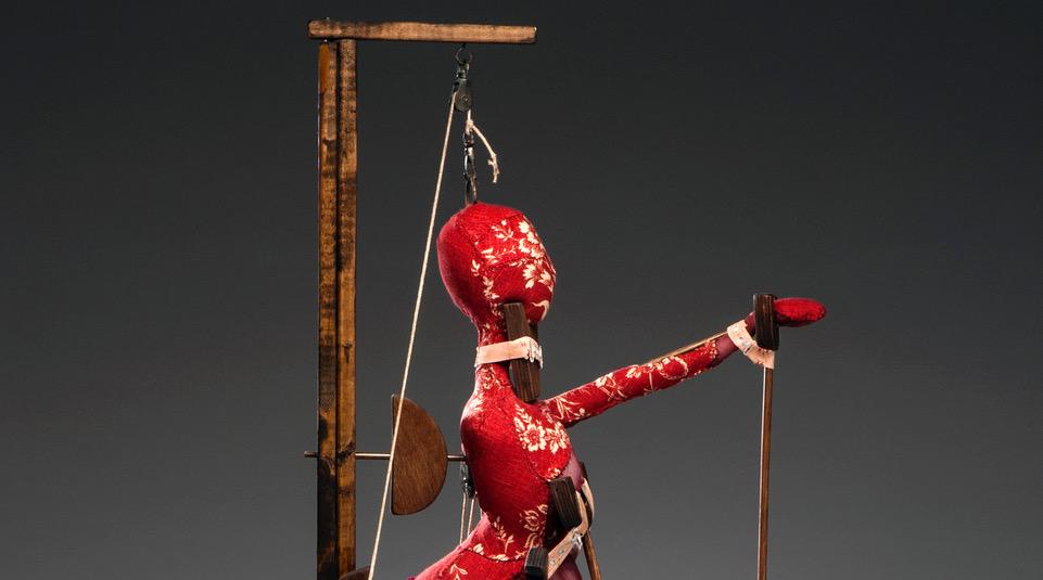 AVATAR: Figurative Sculpture Class with Melissa Ichiuji