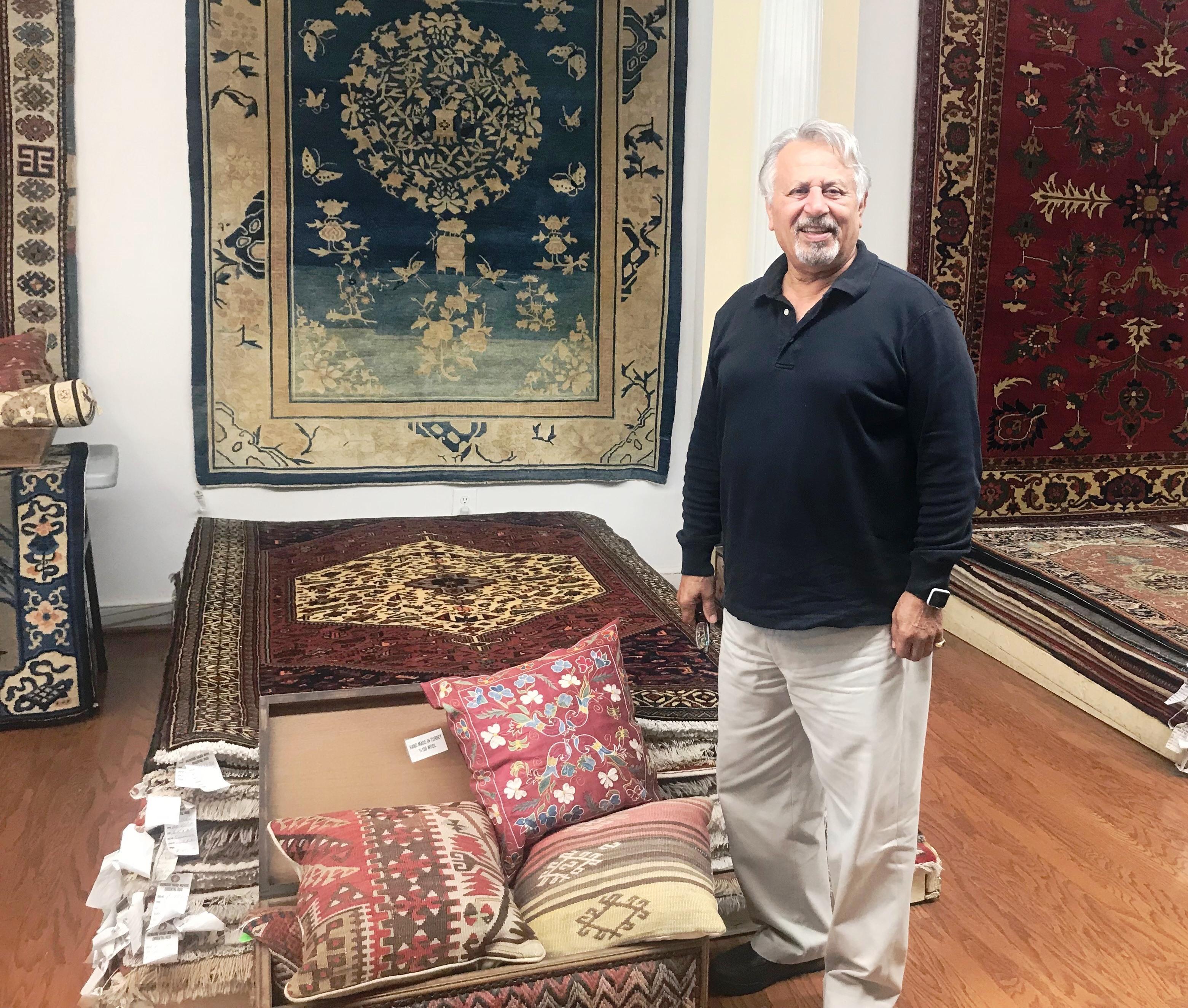 David Zahirpour Oriental Rugs