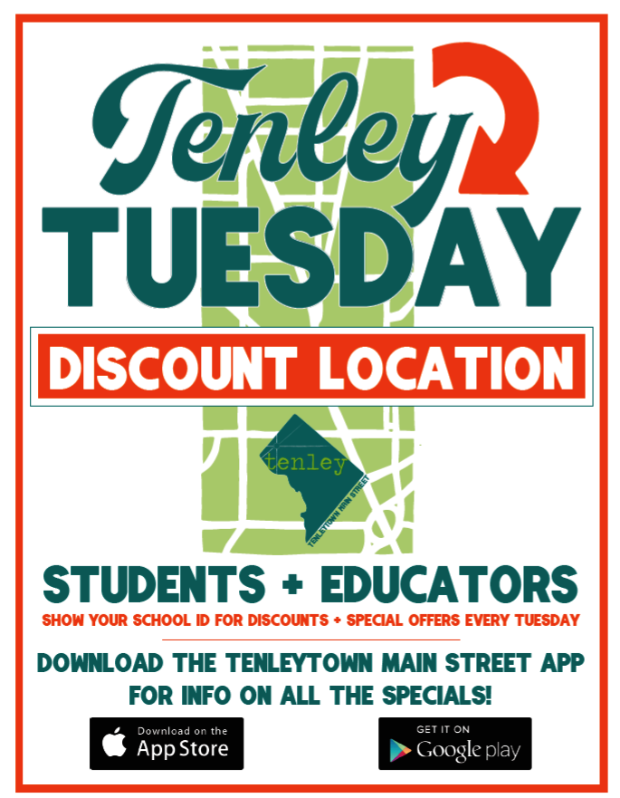 Tenleytown Kicks off 2019 with Special Promotion for