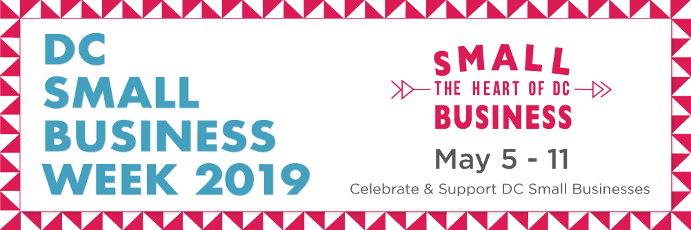 Small Business Week 2019 - Tenleytown Main Street