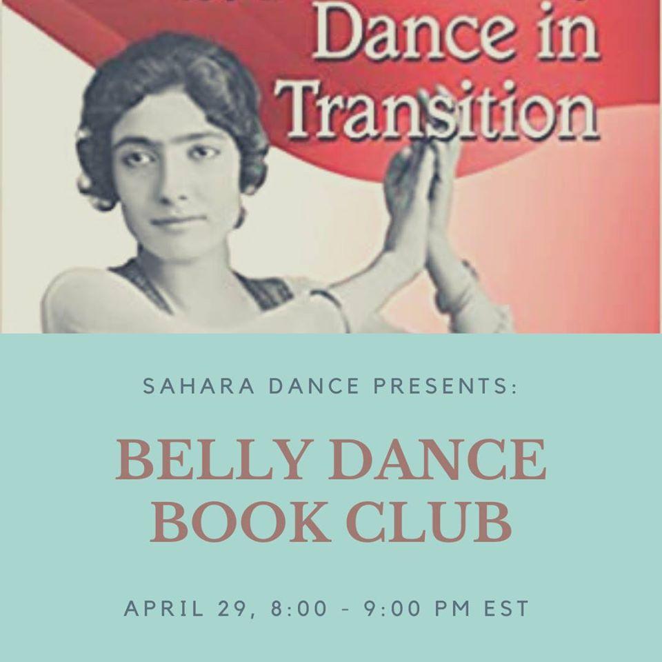 Belly Dance Book Club