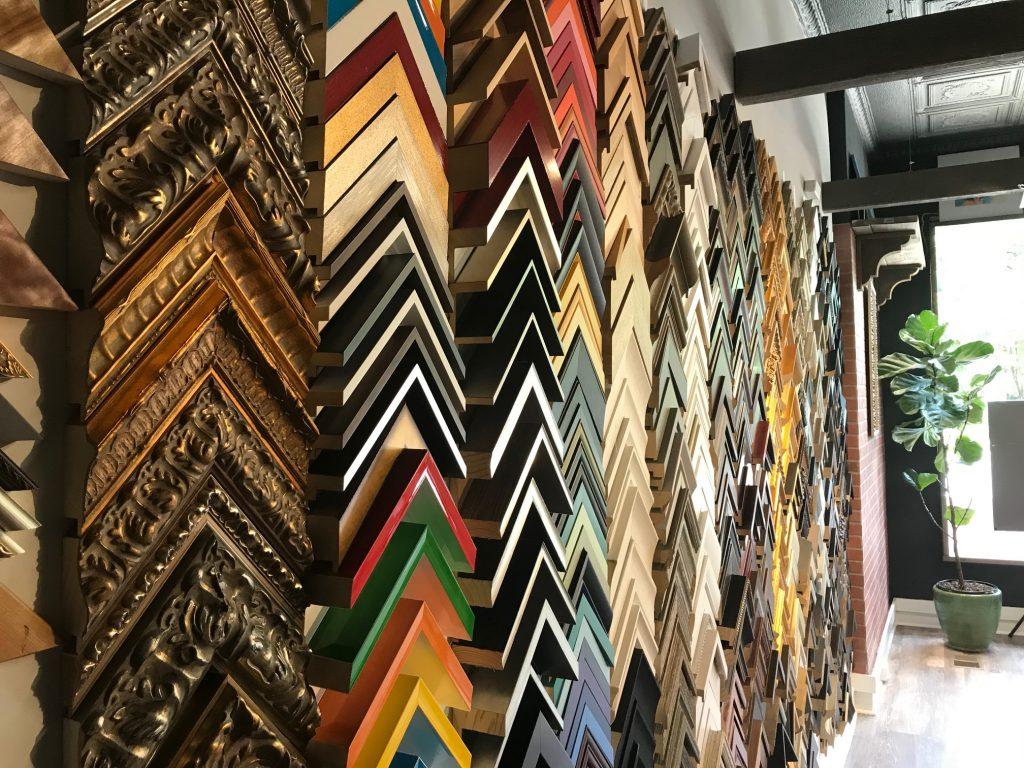ArtFolio frame selection
