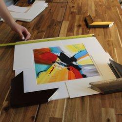ArtFolio customing framing