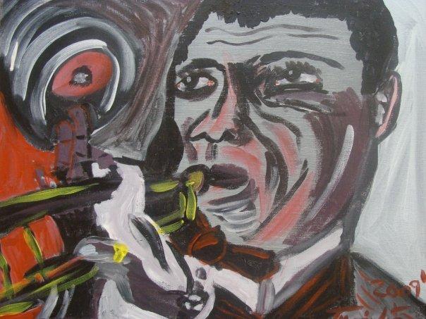 Ivica Trajkovic 2 - Jazz Musician