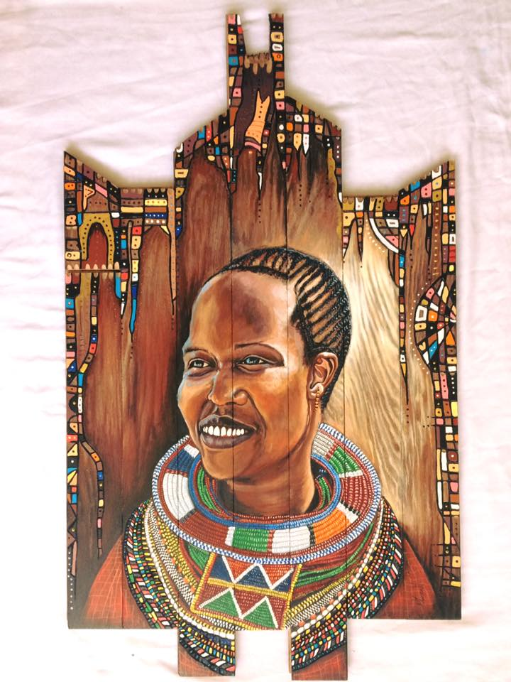 Musah Swallah 1 -  Maasai Woman